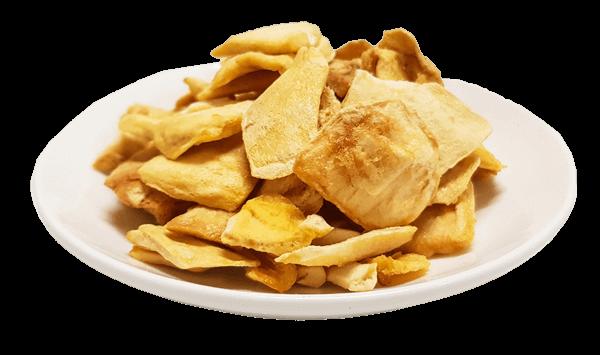 Jackfrucht Chips Bio