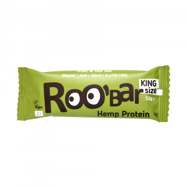 ROO'BAR Hanf Protein
