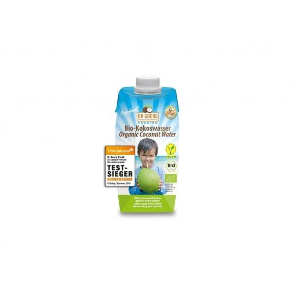 Dr. Goerg Premium Bio-Kokoswasser 330ml