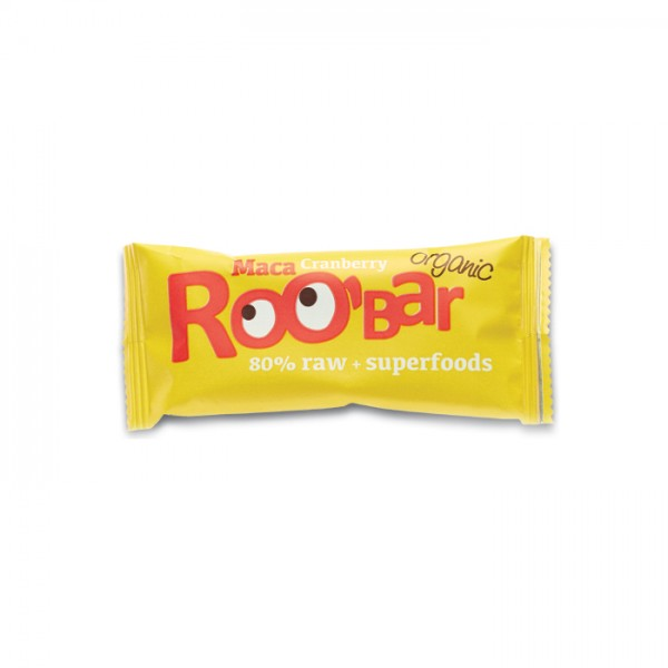 Roobar Maca Cranberry