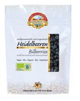 Organic blueberries 2