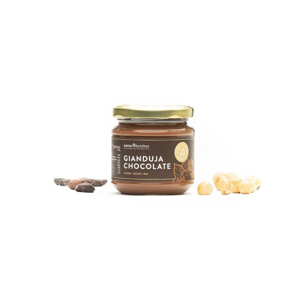 Gianduja Chocolate Naturkostbar Bio
