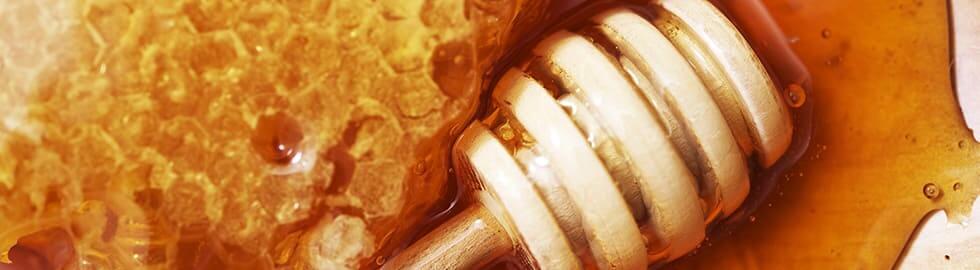 Vermeiden Sie Honig und Sirup