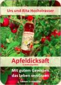 Broschüre Apfeldicksaft in Rohkostqualität