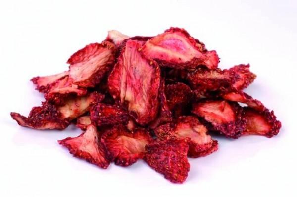 Bio Erdbeeren getrocknet