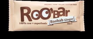 ROO'BAR Baobab & Ingwer