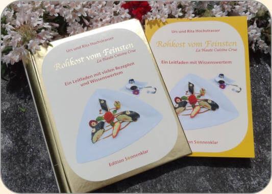 Rohkost-Fachbuch Rohkost vom Feinsten