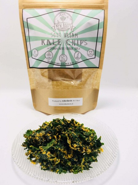 Kale Chips Sour Dream