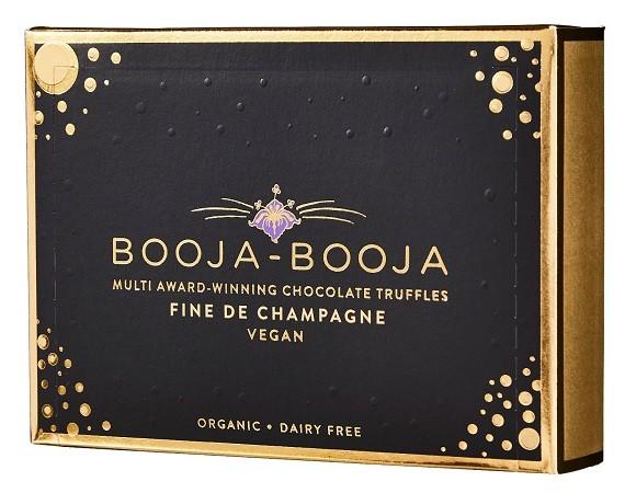 Champagner Trüffel Pralinen Booja-Booja Bio 2