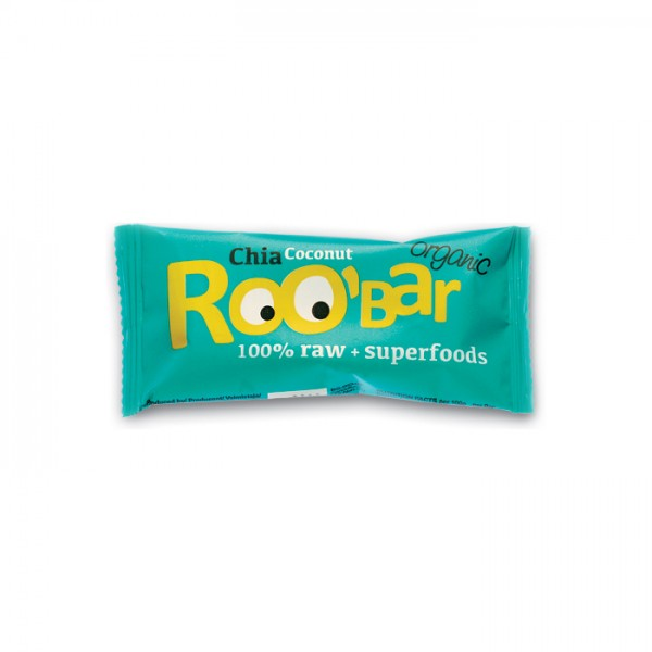 ROO'BAR Chia Kokosnuss