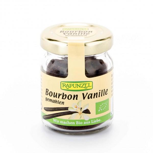 Vanillepulver Bourbon BIO