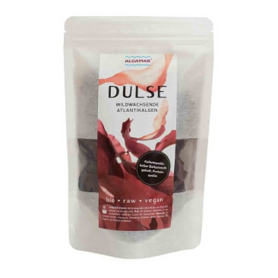 Dulse Algen ALGAMAR 25g