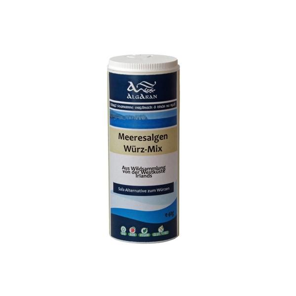 Bio Meeresalgen-Würz-Mix (5-Algen-Mix, gehackte Blätter)