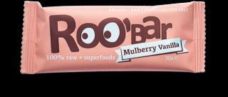 ROO'BAR Maulbeeren & Vanille