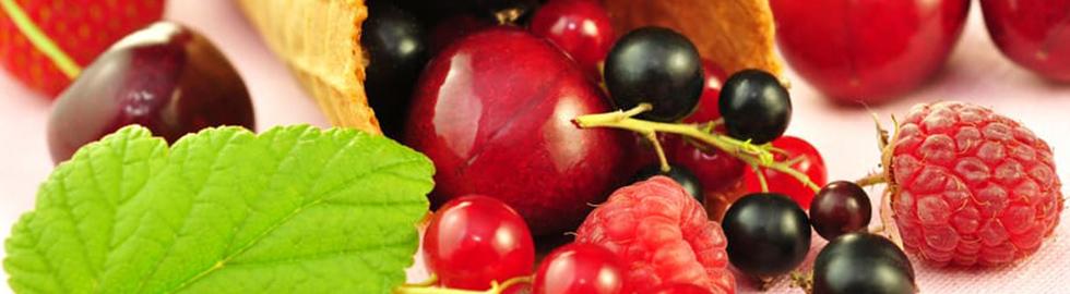 Vitamin C in Obst