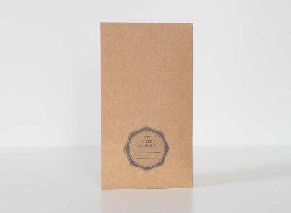 Schokoladen Verpackungen