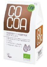 Mandeln in Bio-Kokos-Schokolade