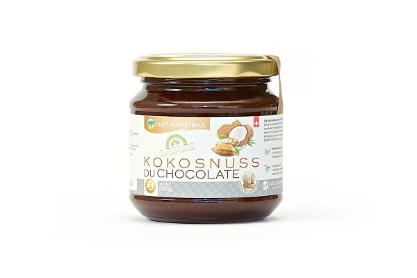 Kokosnuss du Chocolate