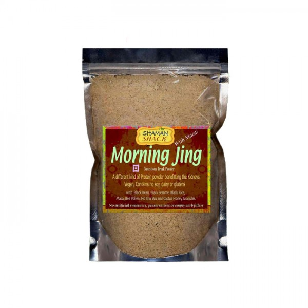 Shaman Shack - Morning Jing Getränkepulver (454g)