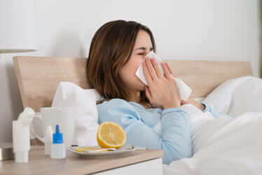 Vitamin C hilft bei Erkaeltung