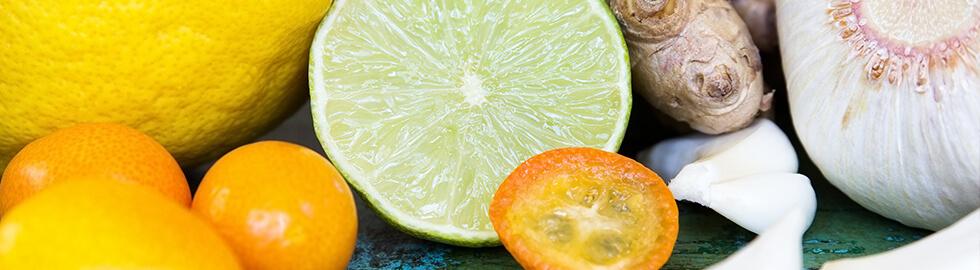Immunsystem mit Lebensmittel staerken