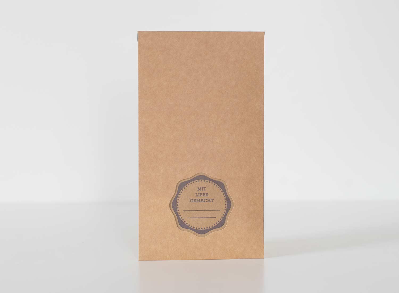 Schokoladen-Verpackungen