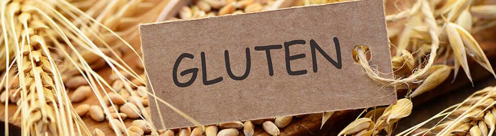 Gluten in Getreidesorten