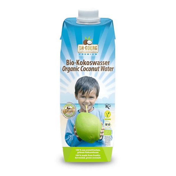 Kokoswasser Bio Dr. Goerg 1Liter
