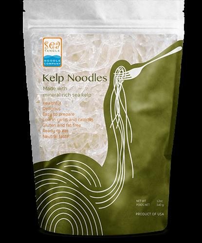 Nouilles de kelp