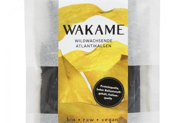Wakame Bio Algamar 25g