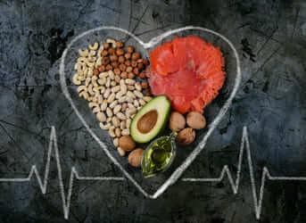 Omega 3 fuer Herzkreislauf